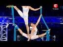 Украина мае талант 5 - Ольга Бойко и Оксана Демиденко кастинг Одесса
