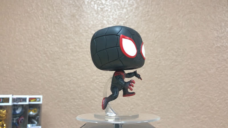 Funko POP! Bobble: Marvel: Animated Spider-Man: S-M Miles