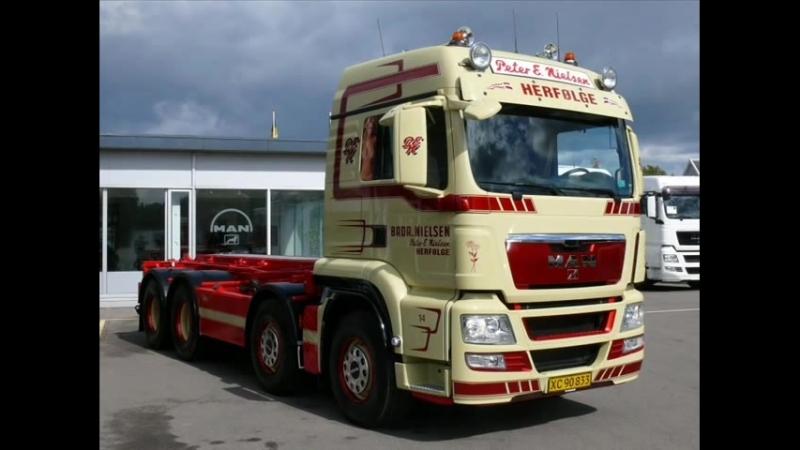 Camion tuning par man tgx 67720 2