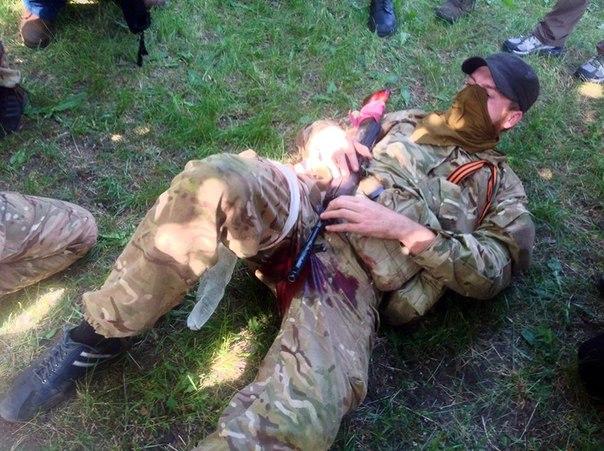 В Украине действуют боевики из Абхазии, - глава Госпогранслужбы - Цензор.НЕТ 1465