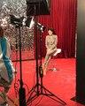ЗЛАТА ОГНЕВИЧ on Instagram Скоро . Головне шоу крани. @svitsketv @1plus1_ua @kosadcha #golos #голос #украна #кив #backstage #pinko look by ...