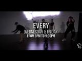 Urban Choreo-RNB Soul Class - Thy Tran (SFam) - GS Dance Studio - Open Class