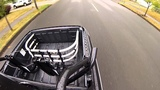 Subaru Baja ( Single Stack Exhaust ) Test Drive.