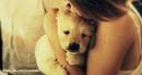Я хочу,чтобы меня слушали люди,но если они этого не делают у меня есть любимая собака.