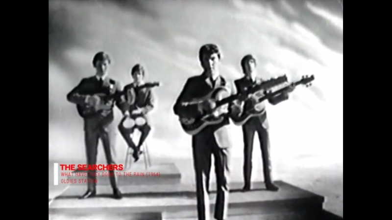 The Searchers - What Have They Done to the Rain (1964) HQV