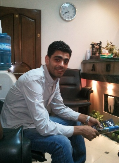Mohamed Bahgat, 16 января , Санкт-Петербург, id206487687