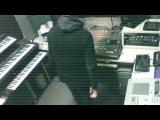Echonomist live studio jam!