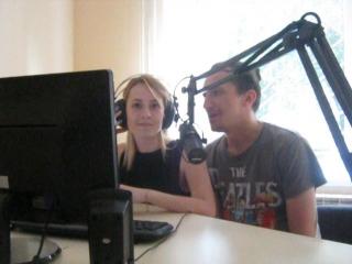 Первый выход в прямой эфир на новом месте: Радио Терра 104,6 Лозовая
