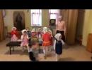 причастие малышей в Праздник Покрова