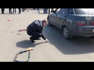 Новгородский таксист в споре из-за клиента выстрелил в голову конкуренту