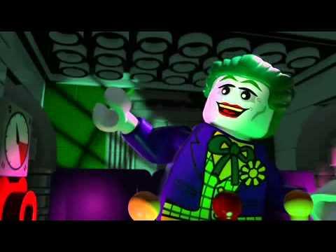 LEGO BATMAN: THE MOVIE - DC SUPERHEROES UNITE Trailer