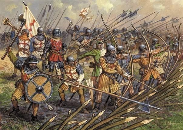 Столетняя война LPYoHyzkeZU
