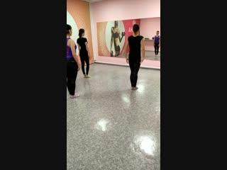 LADY DANCE инструктор Светлана в фитнес-клубе МАЛИНА