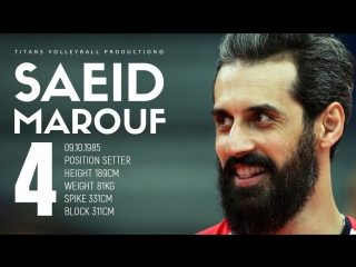 Saeid Marouf The BEST Volleyball Setter in the World ᴴᴰ