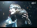 taehyung and jin `blood sweat tears`