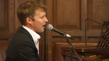 James Blunt Goodbye My Lover Live Performance at Oxford Union