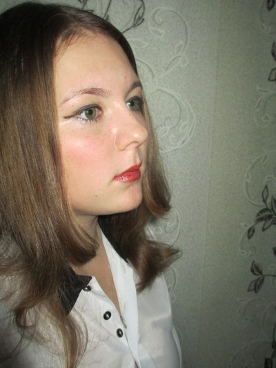 Ольга Леонтьева, 6 сентября 1997, Южа, id167837106