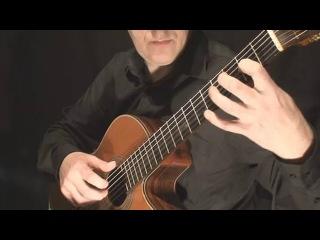 Урок на гитаре Робин Гуд (Валерий Литвинов - гитара)