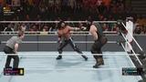 WWE 2K19 AJ Styles vs Braun Strowman