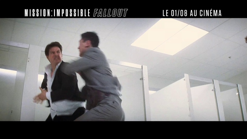 Mission: Impossible - Fallout - TV SPOT EXPERIENCE