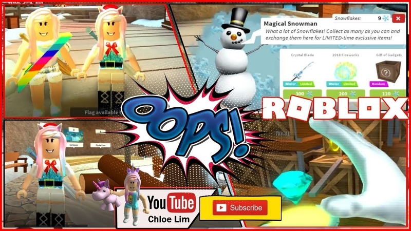 ❄️ Roblox Deathrun! Winter! Checking out some new updates Having loads of FUN! Loud Warning!