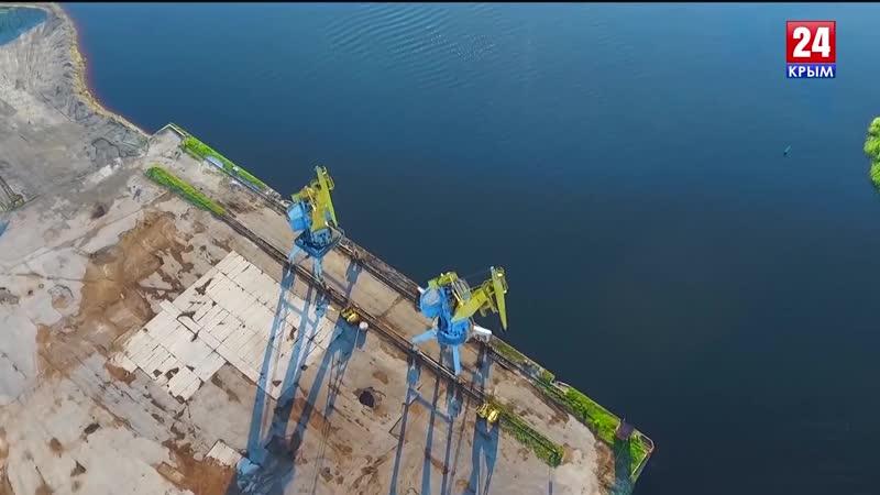 Морские порты России Отказ от иностранных портов