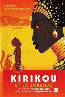 Kirikú y la bruja<br><span class='font12 dBlock'><i>(Kirikou et la sorcière (Kirikou and the Sorceress))</i></span>