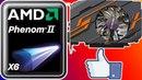AMD Phenom II X6 1055T (OC 3.5Ghz) GT 1030. GTA 5, Rise of the Tomb Raider 2015, Thief