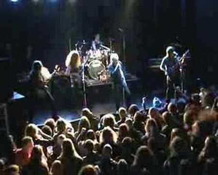 Pagan Altar live Judgement of the Dead