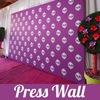 Press Wall Свадебный | Пресс Волл | Фото баннер