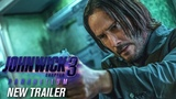 John Wick Chapter 3 - Parabellum (2019 Movie) New Trailer Keanu Reeves, Halle Berry