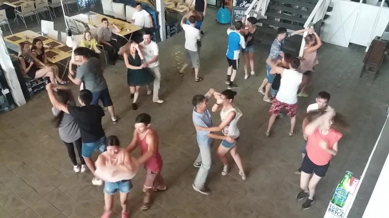 Репетиция руэды. Летний отчетник 2017.