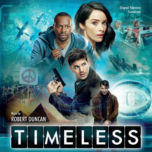 Robert Duncan альбом Timeless (Original Television Soundtrack)