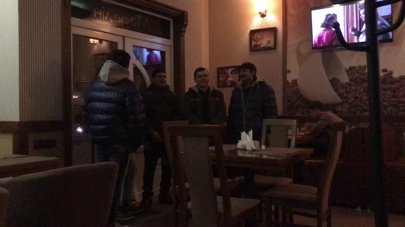 Дубівські роми колядують. Циганська коляда