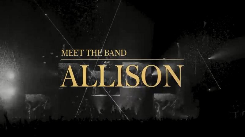 Meet The Band Allison (Shania Twains Now Tour) [RUS SUB]