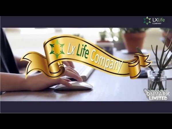 Презентация LX Life Лишко Елена