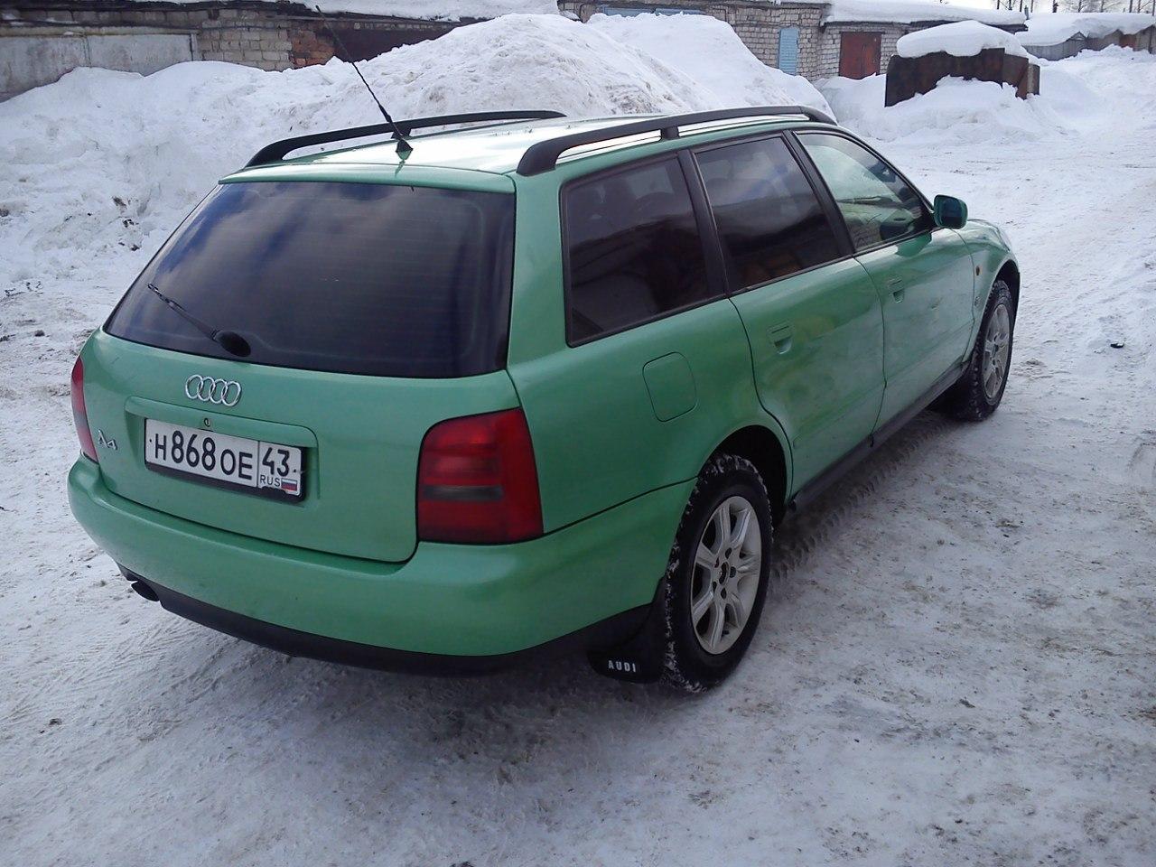 """Audi A4 Avant -""""Авдотья"""" Og1hs7mqmCQ"""