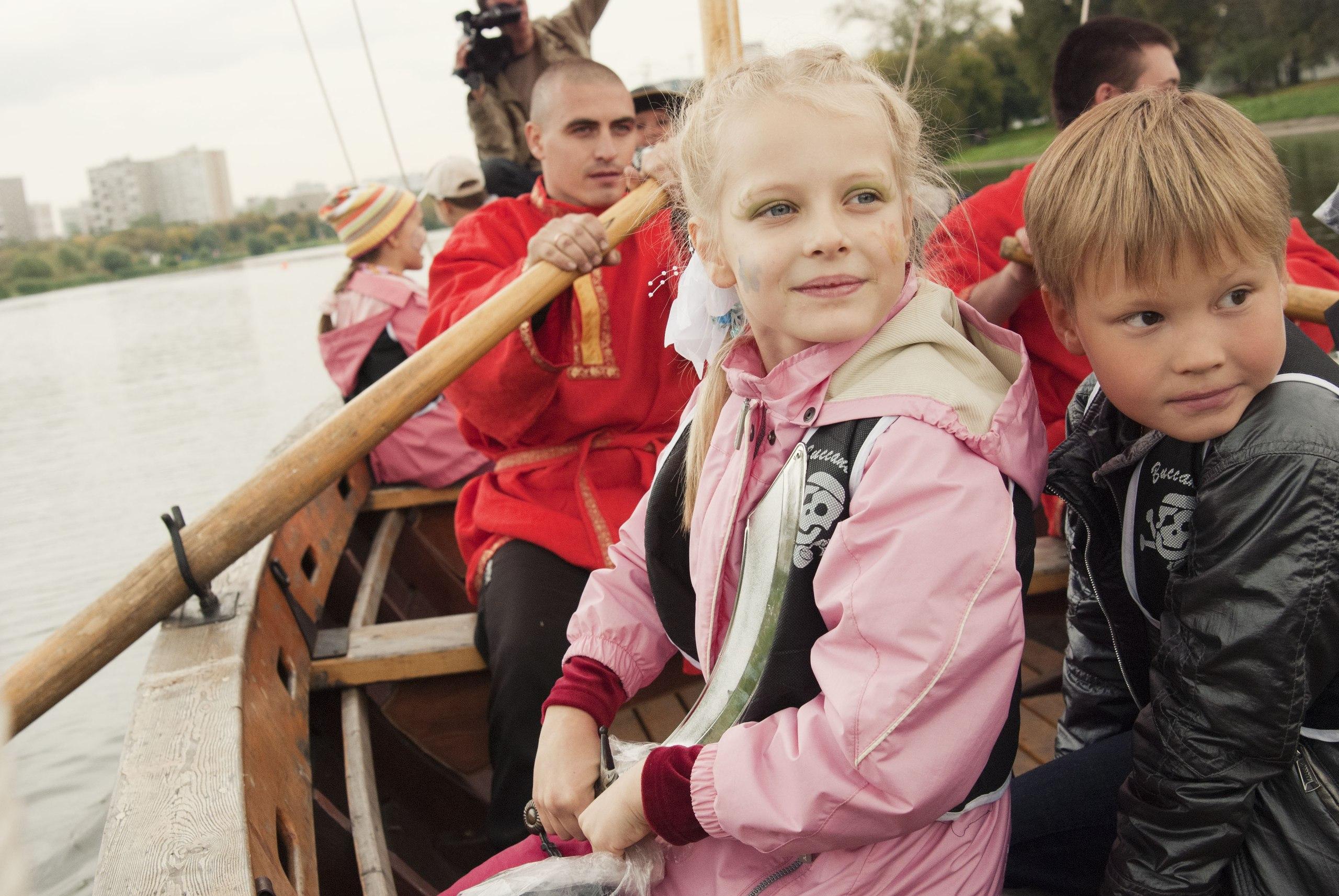 День защиты детей 2014 в Измайловском Кремле
