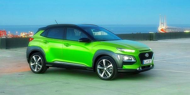 Hyundai представит в Нью-Йорке новый компактный кроссовер.