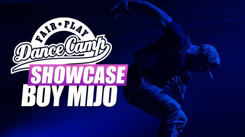 Boy Mijo | Fair Play Dance Camp SHOWCASE 2018