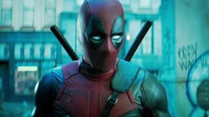 Deadpool 2 (2018) - Teaser Trailer Legendado