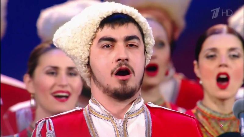 Встань за веру, русская земля (Прощание славянки) - Кубанский казачий хор (Subtitles)