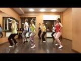 Женский стиль в сальсе: salsa + mambo + despelote. группа К.Косилко'