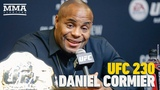 UFC 230 Daniel Cormier Post-Fight Press Conference - MMA Fighting