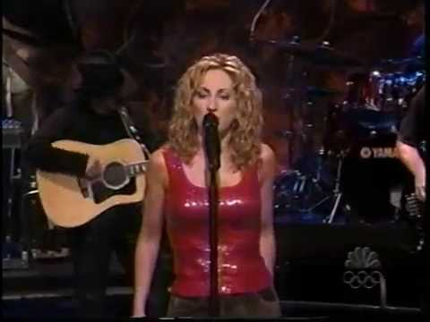 LEE ANN WOMACK - I HOPE YOU DANCE (LIVE) - LENO TONIGHT SHOW - 2000