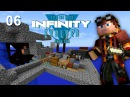 FTB Infinity Evolved Skyblock - Индустриальный майнкрафт - прохождение карты скайблок с модами #06