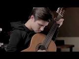 Agustin Barrios - La Catedral 3 - Allegro Solemne performed by Ki Nero