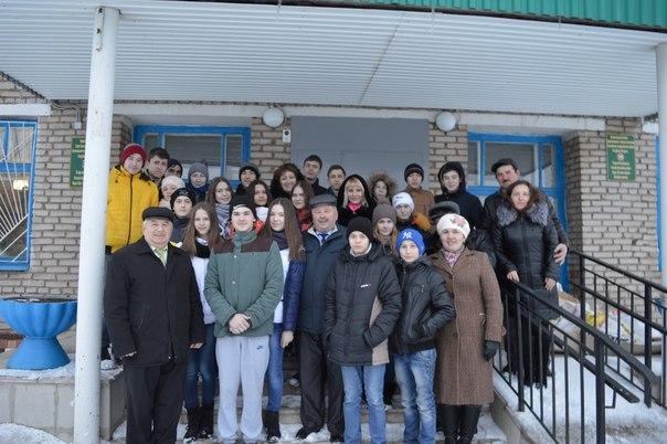 Азнакаевские школьники побывали на экскурсии в конно-спортивной школе села Какре-Елга