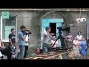 В Луганске проходят съемки художественного фильма «Ополченочка».