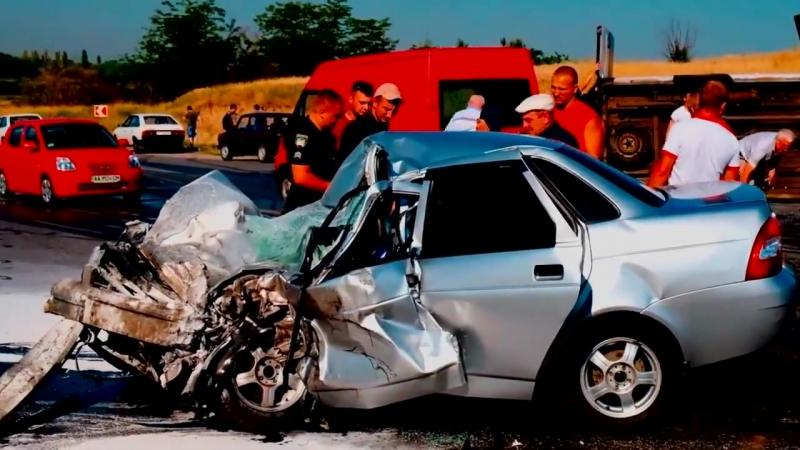 Когда спешка и нарушение правил приводит к аварии